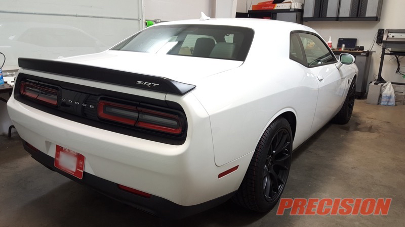 Blacked Out 2016 Dodge Challenger Hellcat Just In Time For Summer