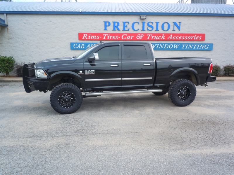 Ram 2500 Suspension