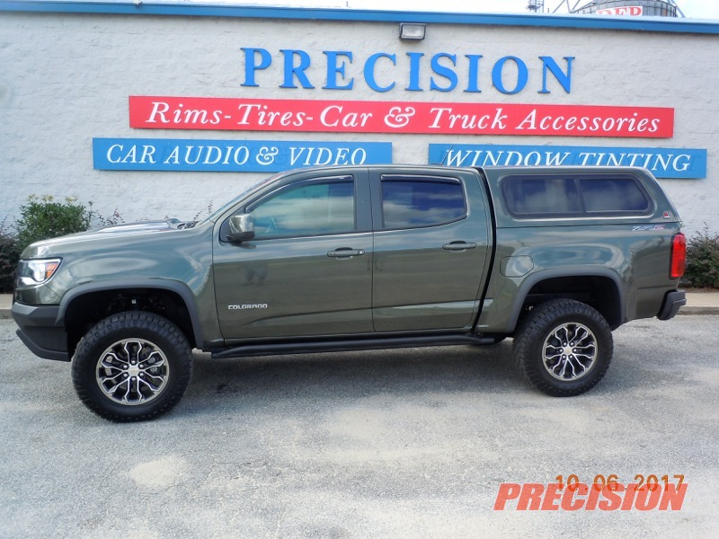 Chevy Colorado Accessories >> Ciaro Client Gets Chevy Colorado Truck Accessories And